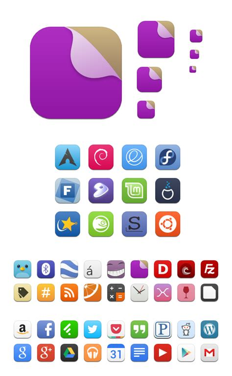 desktop themes and icons 5 most loved icon themes for ubuntu lovers coding is cool