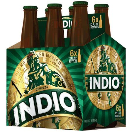 indio beer, 12 fl oz, 6 pack walmart.com