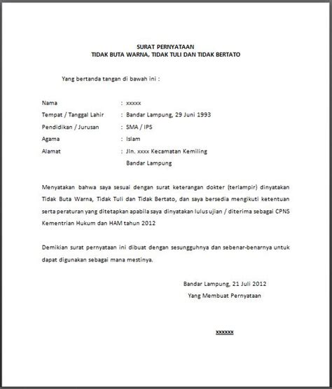 contoh surat keterangan format word 301 moved permanently