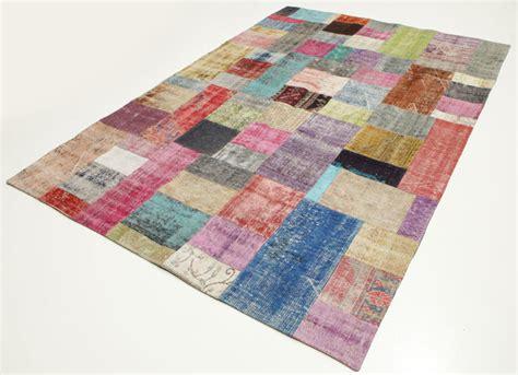 patchwork vloerkleed maken patchwork tapijt inspiraties showhome nl