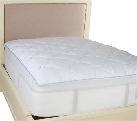 sealy posturepedic fl filled quilted mattress pad