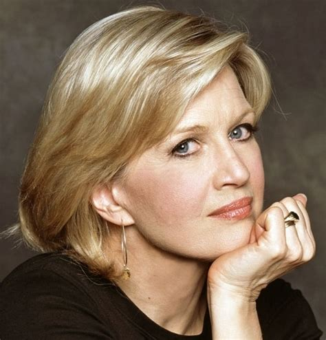 pictures of diane sawyer haircuts diane sawyer mature hairstyle beautiful faces