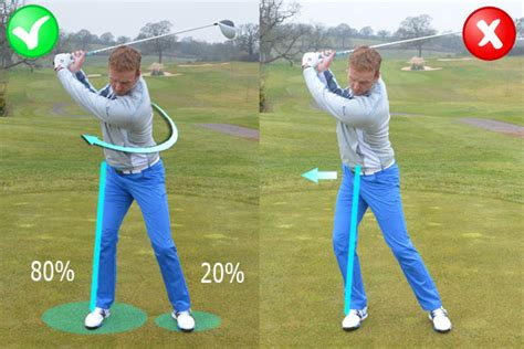 how to swing your driver weight transfer in the back swing me and my golf