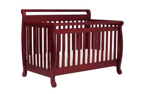 Davinci Emily 4 In 1 Convertible Crib Davinci Emily 4 In 1 Convertible Crib In Rich Cherry