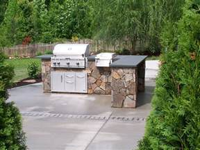 simple outdoor kitchen ideas outdoor cooking archadeck of chicagoland outdoor living