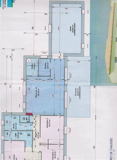 Plan Maison Avec Patio Intérieur by Plan Interieur Maison En L Cool Plan Interieur Maison