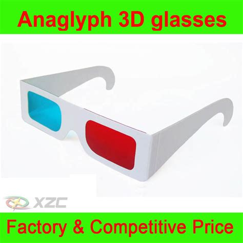 How To Make Paper 3d Glasses - china paper 3d glasses china paper 3d glasses 3d