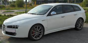 Alfa Romeo 159 Ti File Alfa Romeo 159 Ti Sportwagon Front 20100814 Jpg