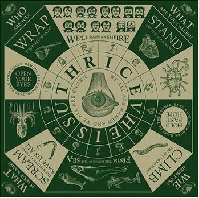 thrice vheissu tracklist thrice vheissu album review sputnikmusic