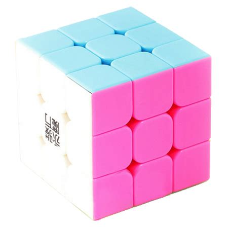 Mainan Rubik 3x3 Stickerless Yj Guanlong 3x3x3 Stickerles Asli Ori yj yulong 3x3x3 stickerless magic cube pink version 3x3x3 cubezz professional puzzle store