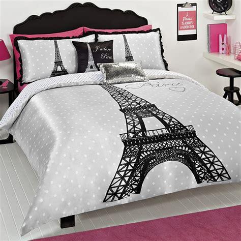 Paris Bedding Set Twin Paris Noir Quilt Cover Set Target Australia