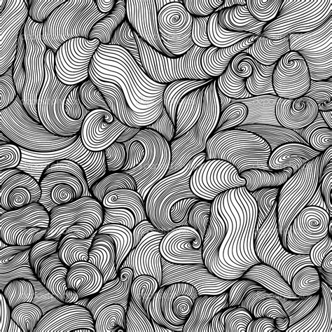 black pattern sketch drawn backgrounds wallpapersafari