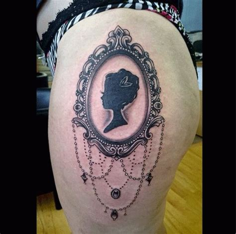 cameo tattoo best 20 cameo ideas on frame tattoos