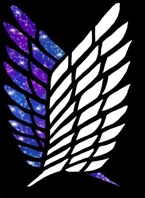Wings Of Freedom galaxy wings of freedom by annashingekinokoijn on deviantart