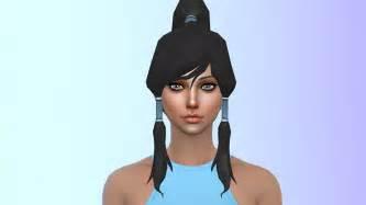 yandere simulator   sims  korras hair