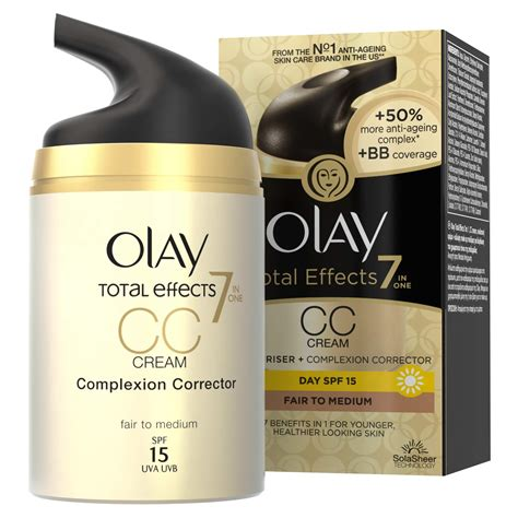 Olay Te Cc Light skin care products by collection olay