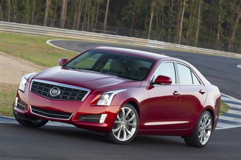 2013 cadillac ats name could stand for american 3 series