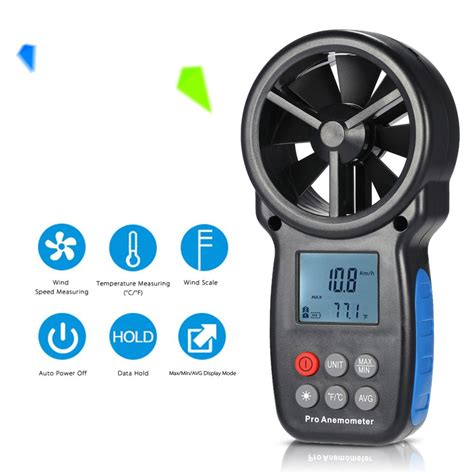 Special Digital Anemometer Alat Pengukur Kecepatan Angin Thermometer digital anemometer schematics driverlayer search engine