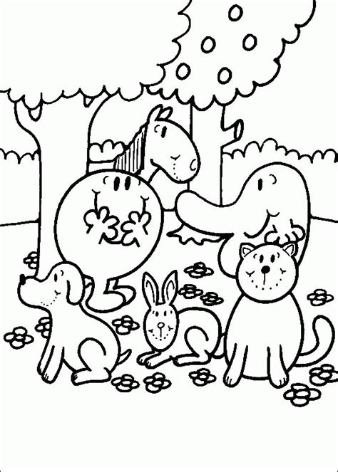 Mr Men Coloring Pages14   Coloring Kids
