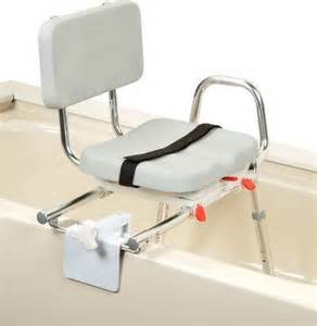 snap n save tub mount transfer bench at