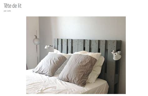 Idee Deco Tete De Lit 1485 by La Chambre D 233 Coration Et Am 233 Nagement Cocon D 233 Co Vie
