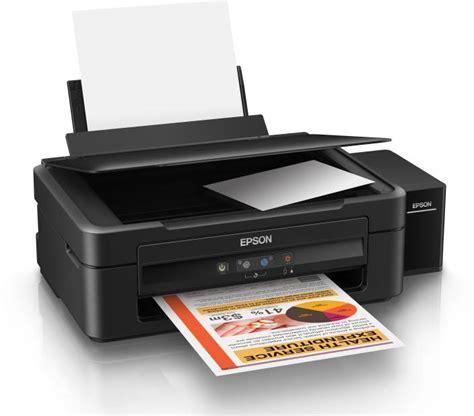 Printer Epson Type L220 Epson L220 Multi Function Inkjet Printer In Black Color Flipkart