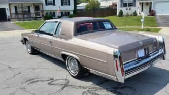 Cadillac Fleetwood Coupe For Sale 1983 Cadillac Fleetwood Brougham Coupe 2 Door 4 1l For