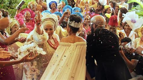 Bespoke Wedding Decorations For The Nigerian At Heart