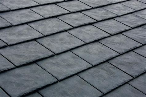 Rubber Roof Tiles Recycled Slate Style Rubber Roofing Made From Tires Not For Me For Toxic Reasons But