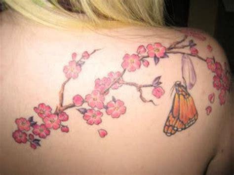 tatuaggi fiori di ciliegio significato il tatuaggio dell albero di ciliegio il significato e