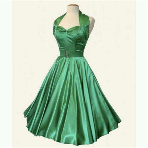 1950 s swing dresses 1950s halter dress my style pinterest