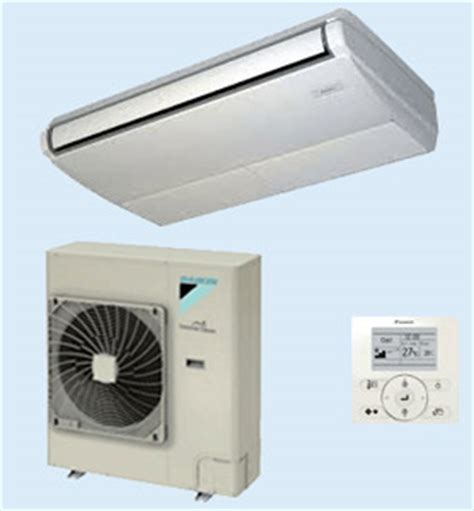 ceiling mounted air conditioner daikin hum home review