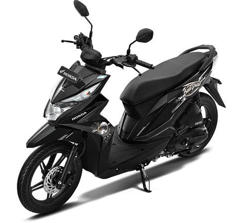 Honda Beat New Digital 2016 Hitam ahm resmi rilis new honda beat sekedar coretan
