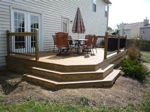 wrap around deck designs decks by design picture portfolio
