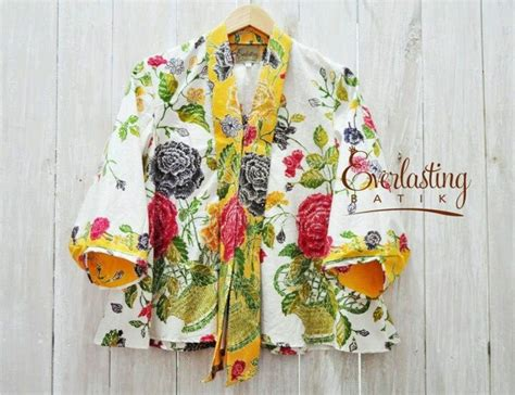 Sarimbit Baju Batik Pasangan Dress Kemeja Murah batik blouse indonesia chevron blouse