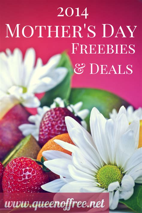 s day list 2014 s day 2014 freebies deals of free
