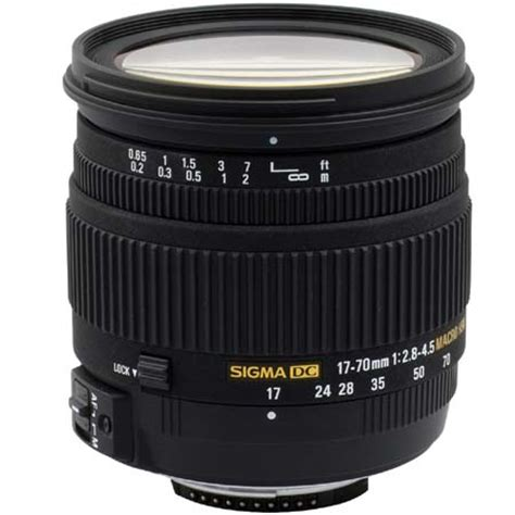 Sigma Lens 17 70mm F28 45 Dc Macro Os Hsm For Nikon Promo sigma 17 70mm f 2 8 4 5 dc af review up