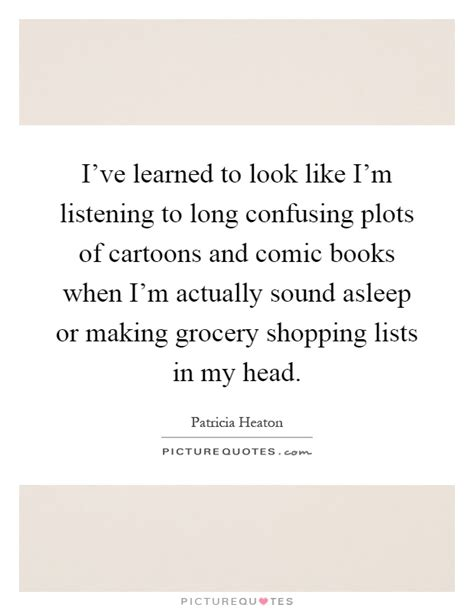 when i m asleep i can fly books i ve learned to look like i m listening to confusing