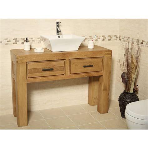 rustic bathroom vanity units free standing valencia rustic oak vanity unit click oak