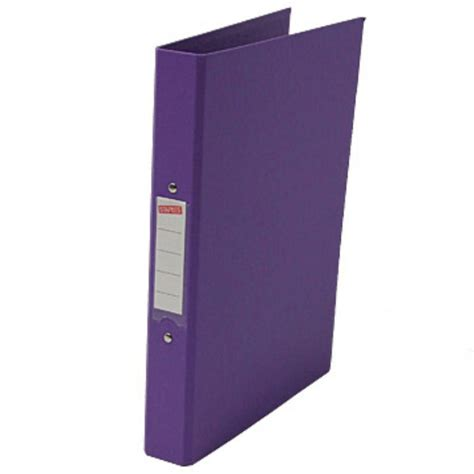 Staples C Ring sale on staples 2 ring pvc binder a4 purple staples