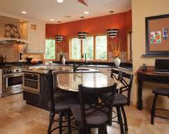 kitchen table or island take a seat at the new kitchen table island