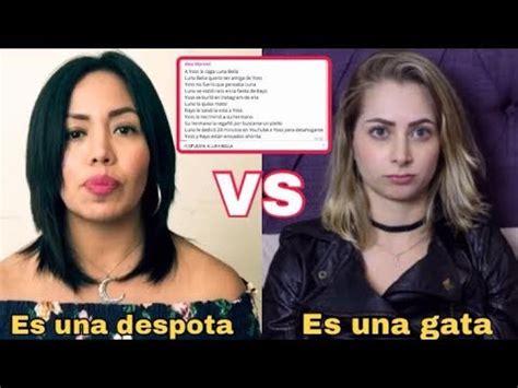 biografia mujer luna bella mujer luna bella vs yosstop historia completa youtube