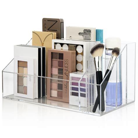 Tongsismonopod Smp 22 Holder premium quality clear plastic makeup palette and brush holder
