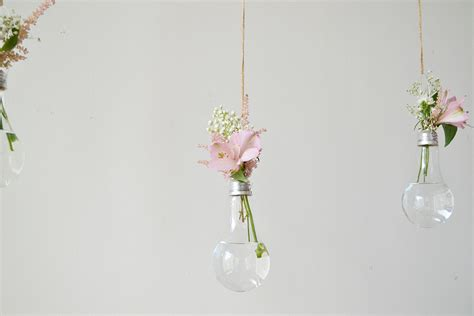 Lightbulb Vase by Light Bulb Vases Part Of The Rustic Experience Dessert
