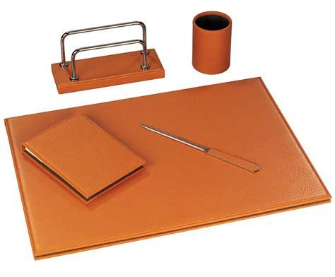 accessori scrivania ufficio set scrivania linea ufficio arte pellettieri