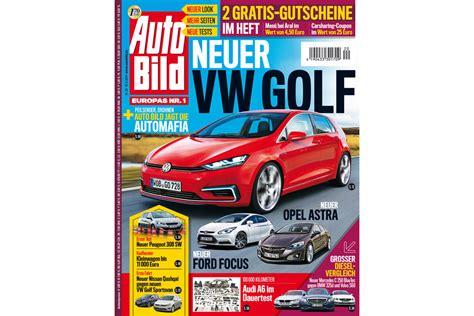 Autobild Aktuelles Heft by Die Neue Auto Bild Bilder Autobild De