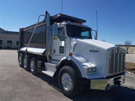 2012 kenworth trucks for sale 2012 kenworth t800 dump trucks for sale 32 used trucks