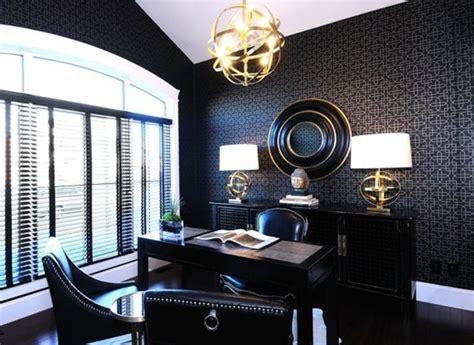 sophisticated home with asian tone 15 fotos de oficinas en casa