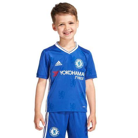 Baju Bola Chelsea Asli baju bola anak chelsea home 2017 adidas jual jersey chelsea home 2016 17 grade ori