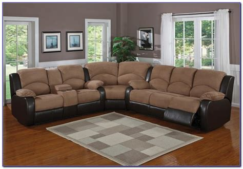 Reclining Sectional Sofas For Small Spaces Lazy Boy Small Recliner Chairs Slumberland La Z Boy Collection Taupe Reclining Sofa Lazy